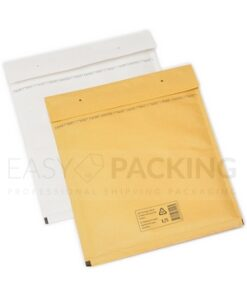 padded envelopes E