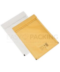 Bubble envelopes size F